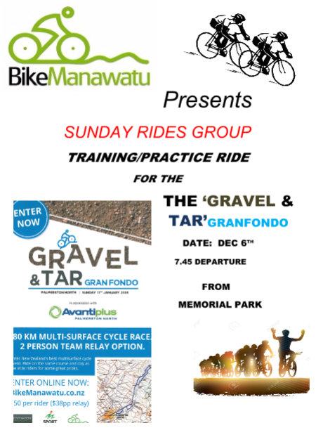 Gravel & Tar Practice