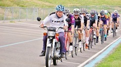 Track Cycling Development Pathway for New Riders -2013. Updated 2019